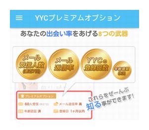 YYCの料金