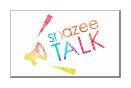 snazee talkでLINE